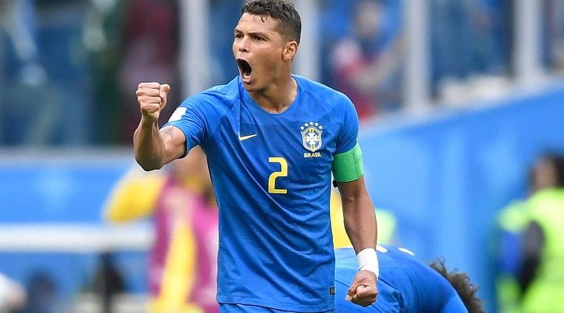 Brasile, caso Thiago Silva: «Neymar mi ha insultato»