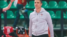 Volley A1 femminile - Cuneo Granda Volley conferma Andrea Pistola in panchina