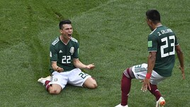 Mondiali 2018, Gruppo F: Messico primo a 1,62