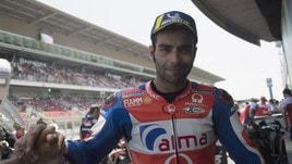 MotoGp Ducati, per Petrucci contratto di un solo anno