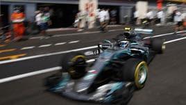 F1:Francia, 3/e libere, Bottas davanti