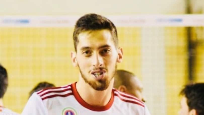 Volley: Superlega il talentuoso centrale Scopelliti per la New Mater