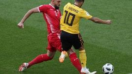 Belgio-Tunisia, l'intervento di Ben-Youssef su Hazard