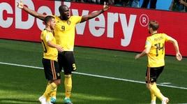Belgio-Tunisia 5-2: doppiette di Hazard e Lukaku, Diavoli Rossi verso gli ottavi