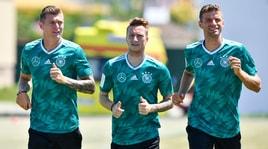 Mondiali 2018, Germania-Svezia: probabili formazioni e tempo reale dalle 20