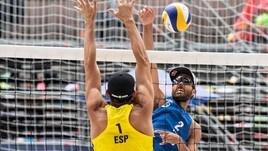 Beach Volley: Nicolai e Lupo chiudono al nono posto ad Ostrava