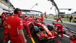 F1 Francia, Ferrari, Raikkonen: «Mai un giro discreto»