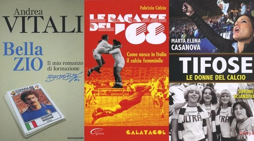 La carriera speciale di Bergomi e due libri sulle donne e il calcio