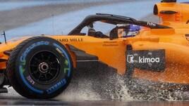 F1 Francia, McLaren, Alonso: «Non siamo competitivi»