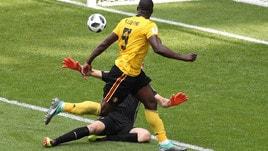 Mondiali 2018, Lukaku re del gol a 2,75