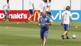 Argentina nella bufera: golpe dei giocatori, Sampaoli in un angolo