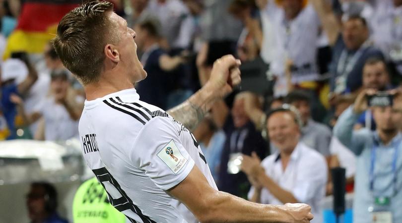 Mondiali 2018, Germania-Svezia 2-1: Kroos-gol, clamorosa rimonta al 95'!