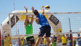 Beach Volley: Sorprese e spettacolo nella tappa di Bibione del Tricolore