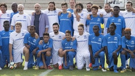 Champions with refugees: Tommasi e Candela insieme in campo