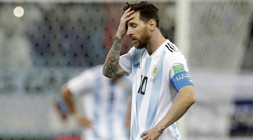 Argentina, tifoso indiano si suicida dopo il ko di Messi