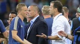 Tensione a fine gara, la Germania chiede scusa alla Svezia