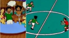 Mondiali 2018, ecco l'incredibile finale predetta dai Simpson...