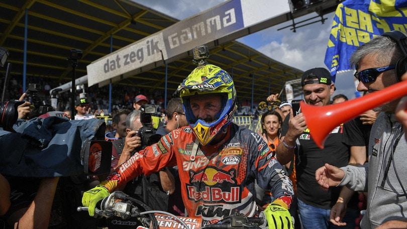 Cairoli lancia la sfida a Valentino Rossi