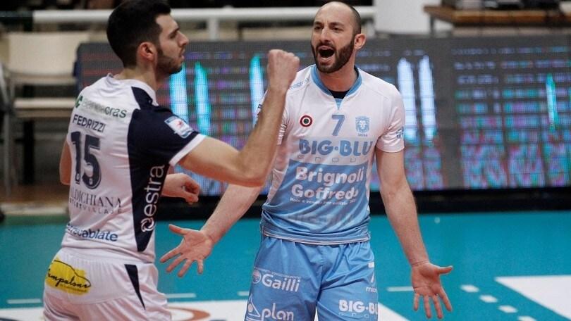 Volley: Superlega l'ex-azzurro Andrea Giovi resta a Siena