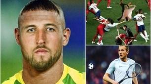 Mondiali 2018, l'11ª giornata vista dai social