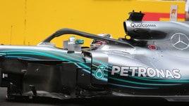 F1 Francia, Hamilton al comando