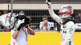 F1 Francia, trionfa Hamilton. Vettel chiude quinto