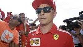 F1 Francia, Raikkonen: «Partenza caotica, ma soddisfatto»