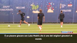 "Lovren: ""Pallone d'Oro a Modric? Non è tedesco o spagnolo..."""
