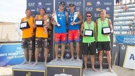 Beach Volley: Nel tricolore vittoria di Bonifazi-P. Ingrosso (M) e Colombi-Breidenbach (F)