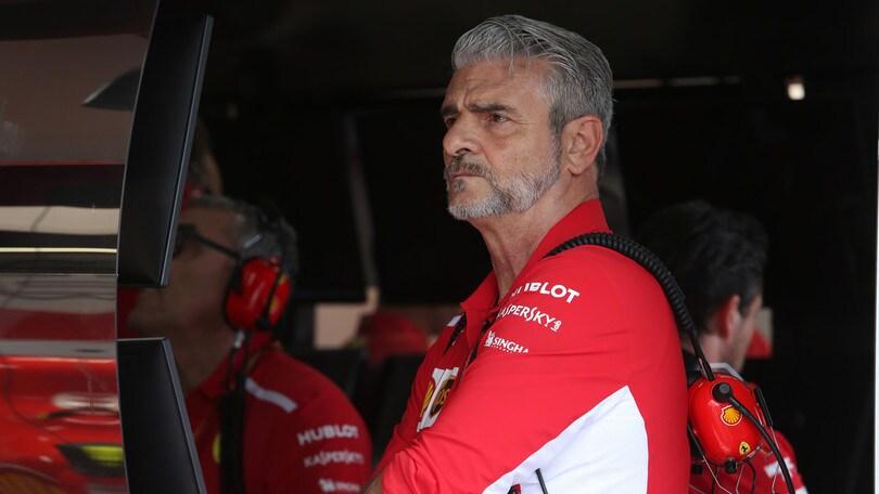 F1 Francia, Arrivabene: «Peccato per l'incidente al via»