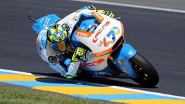Moto2, Augusto Fernandez confermato dal Team Pons HP40