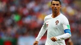 Mondiali 2018, il gol di Cristiano Ronaldo paga 1,85