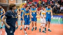 Volley Under 20 Maschile: due settimane di collegiale a Montesilvano per gli Azzurrini