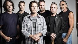 I Pearl Jam a Roma: il 26 giugno allo Stadio Olimpico