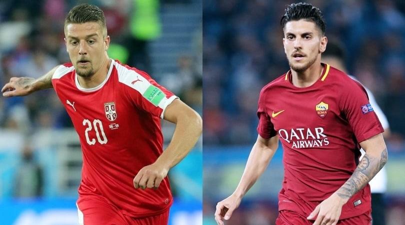 Dall'Inghilterra: «Il Manchester United molla Milinkovic e si concentra su Pellegrini»