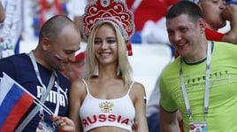 Uruguay-Russia, il tifoso non è interessato alla partita