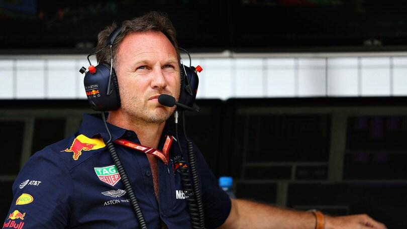 F1 Francia, Horner: «Peccato per il mancato podio di Ricciardo»
