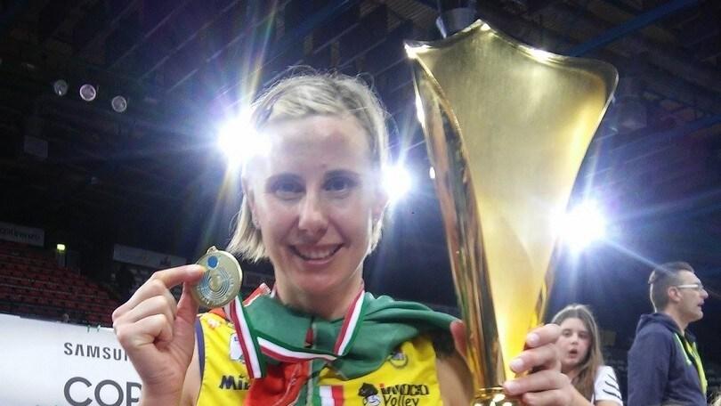 Volley A2 femminile: La nuova Volalto Caserta piazza il gran colpo Elisa Cella