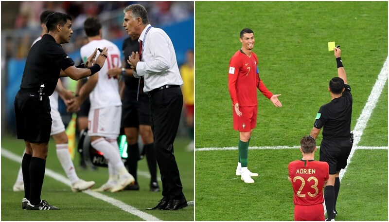 Iran-Portogallo: Var decisivo