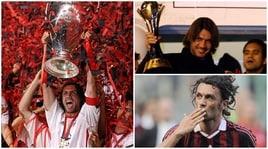 Paolo Maldini, 50 anni di calcio e trionfi