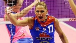 Volley A2 femminile: Gran colpo a sorpresa, a Ravenna arriva Simona Gioli