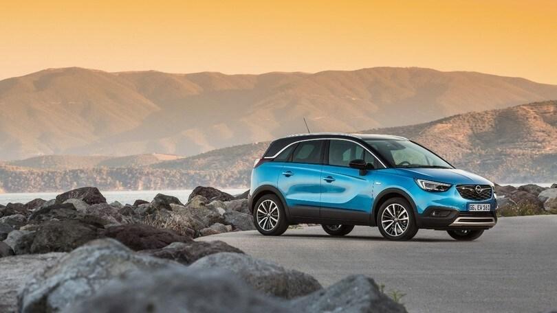 Per tutti i gusti e tutte le tasche: la gamma Suv Opel