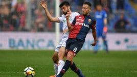 Calciomercato Genoa, ora si tratta per il ritorno di Bertolacci
