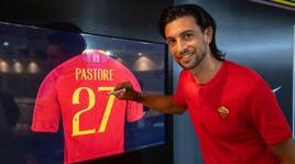 Roma, ecco Pastore: indosserà la maglia numero 27