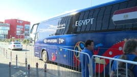 L'Egitto di Salah saluta la Russia