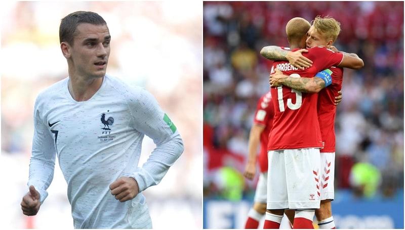 Danimarca-Francia: i Bleus non brillano ma vincono il girone