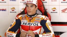 MotoGp Honda, Marquez: «Ancora molti piloti sono in corsa per il titolo»