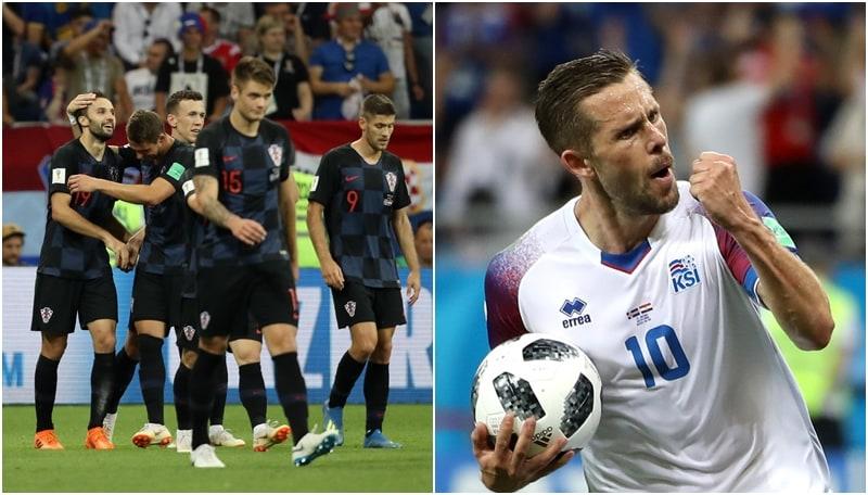 Islanda-Croazia: non basta il cuore dei vichinghi, finisce 1-2