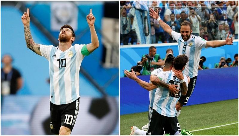 Nigeria-Argentina: la seleccion si qualifica grazie alla differenza reti