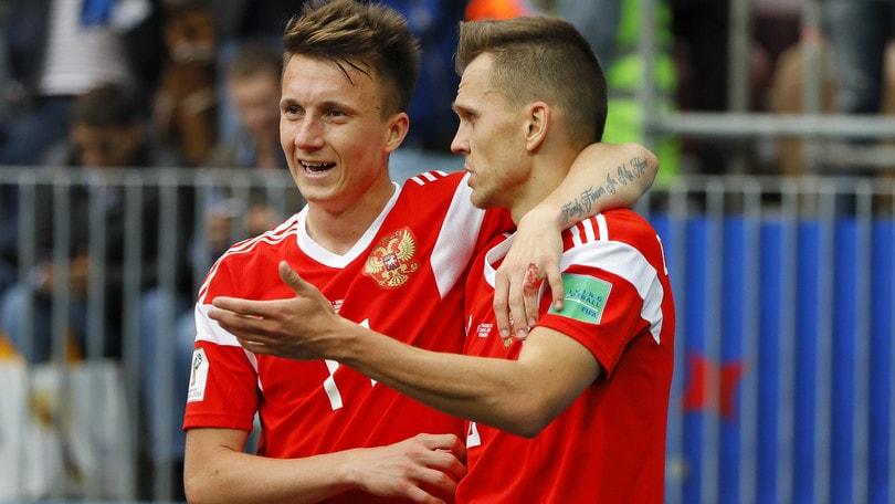 Calciomercato, arrivano conferme: «Golovin verso il Monaco»